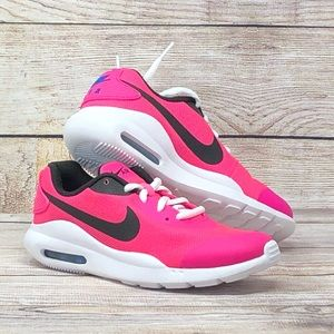 New Nike Girls Air Max Sneakers Shoes  Pink 3.5Y